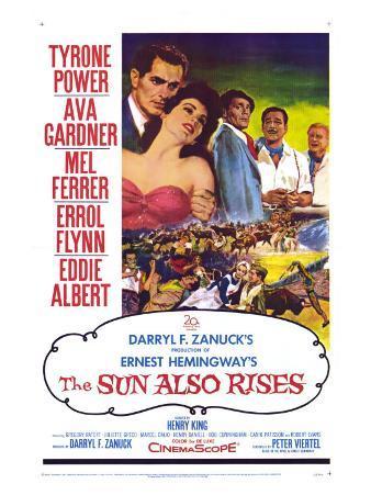The Sun Also Rises, 1957
