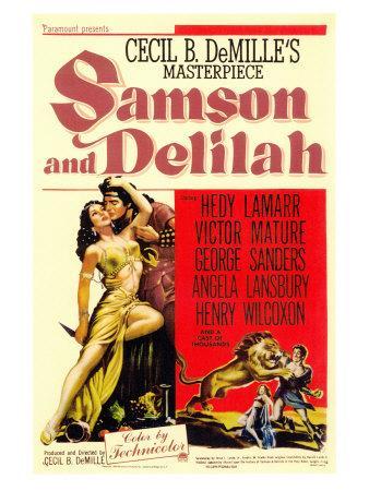 Samson & Delilah, 1949