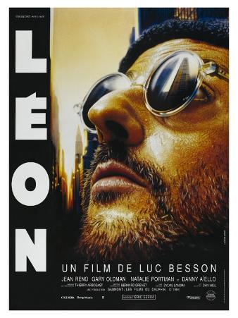 The Professional, French Movie Poster, 1994