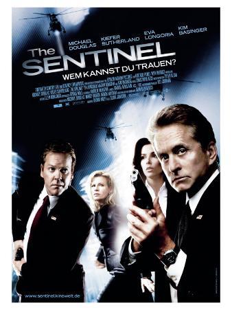 The Sentinel, German Movie Poster, 2006