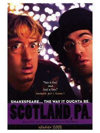 Scotland, PA, 2001
