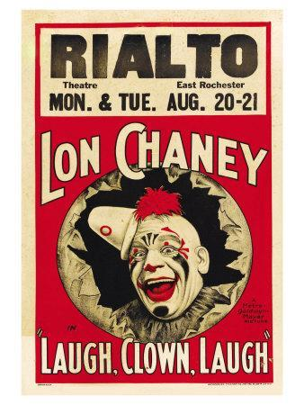 Laugh, Clown, Laugh, 1928