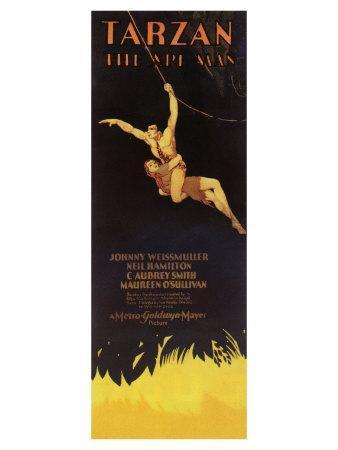 Tarzan The Ape Man, 1932