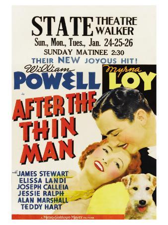 After the Thin Man, 1936