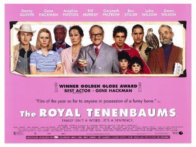 The Royal Tenenbaums, 2001