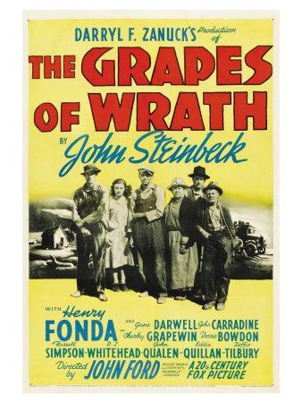The Grapes of Wrath, 1940