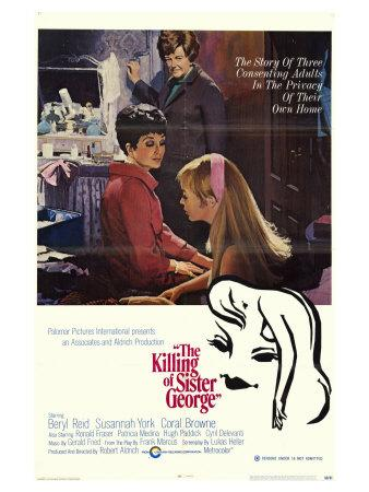 The Killing of Sister George, 1969