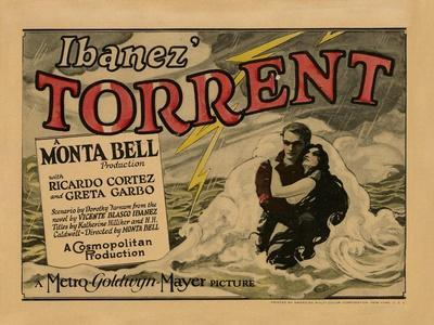 The Torrent, 1920