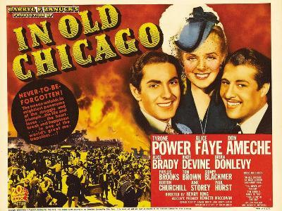 In Old Chicago, 1938