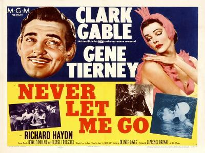 Never Let Me Go, 1953
