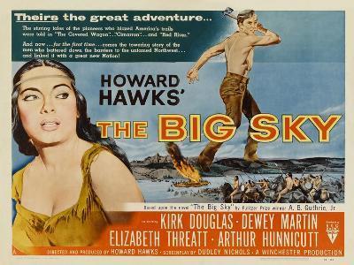The Big Sky, 1952