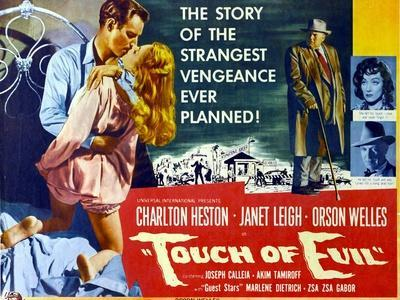 Touch of Evil, 1958