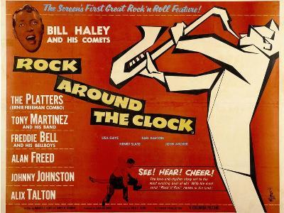 Rock Around the Clock, 1956