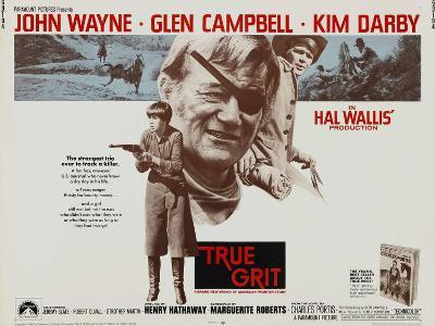 True Grit, 1969
