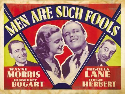 Men Are Such Fools, 1938