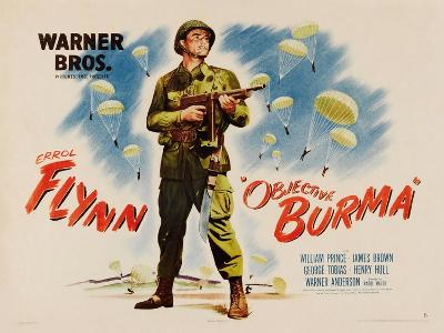 Objective, Burma!, 1945