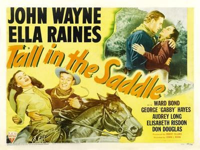 Tall in the Saddle, 1944
