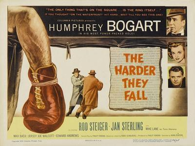 The Harder They Fall, 1956