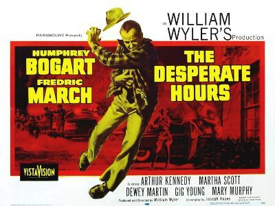 The Desperate Hours, 1955