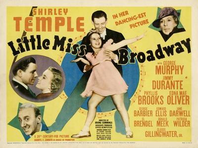 Little Miss Broadway, 1938