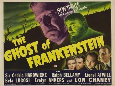 The Ghost of Frankenstein, 1942
