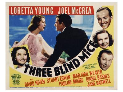 Three Blind Mice, 9999