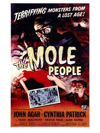 The Mole People, 1956