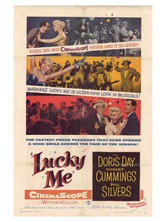 Lucky Me, 1954
