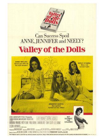 Valley of the Dolls, 1967