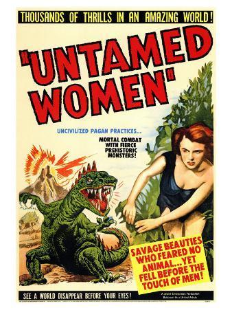 Untamed Women, 1952