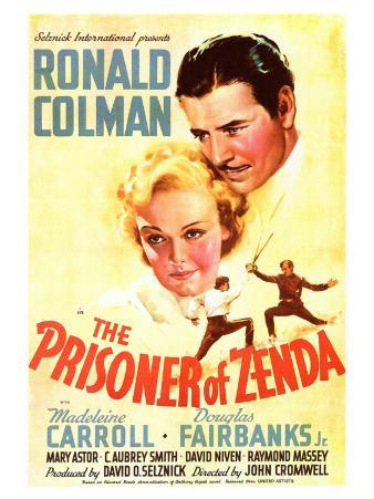 The Prisoner of Zenda, 1937
