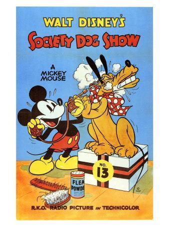 Society Dog Show, 1939
