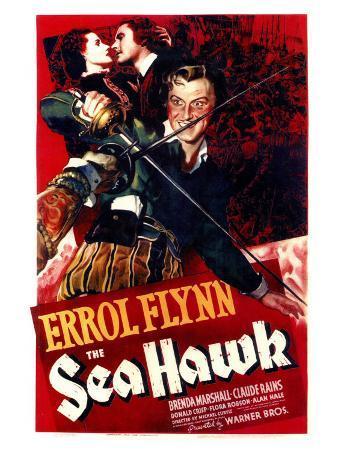 The Sea Hawk, 1940