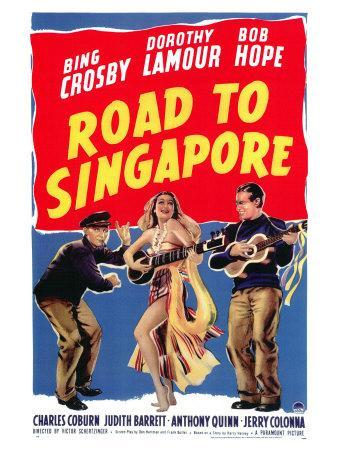 Road to Singapore, 1940