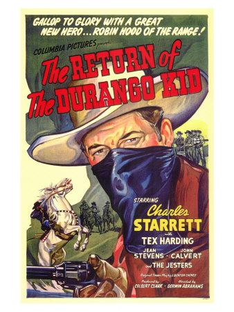 The Return of the Durango Kid, 1945