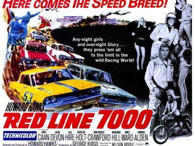 Red Line 7000, 1965