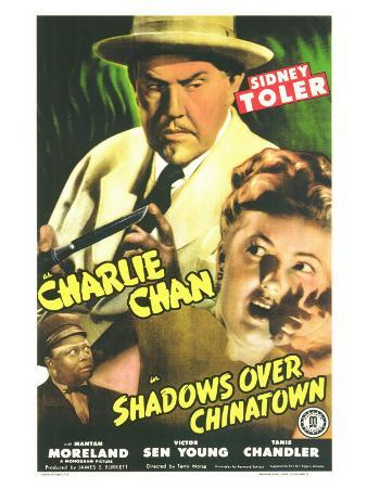 Shadows Over Chinatown, 1946