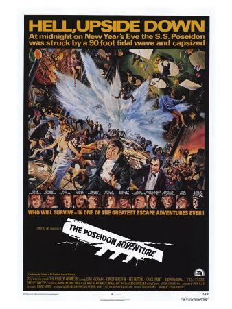 The Poseidon Adventure, 1972