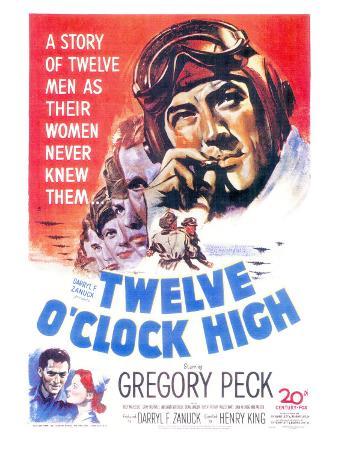 Twelve O'Clock High, 1949