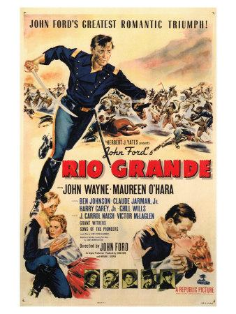 Rio Grande, 1950