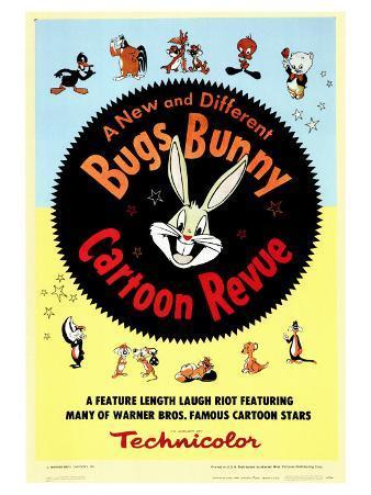 Bugs Bunny A Cartoon Revue, 1953