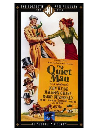 The Quiet Man, 1952