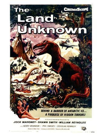 The Land Unknown, 1957