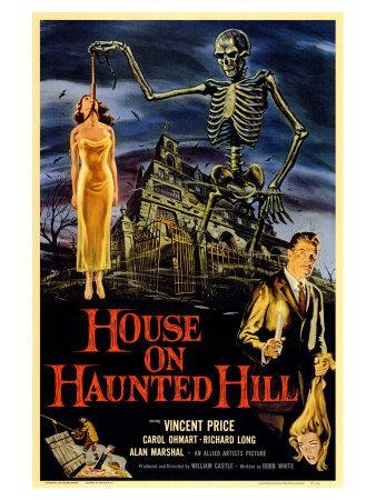 House On Haunted Hill, 1958