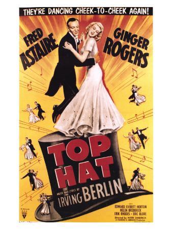 Top Hat, 1935