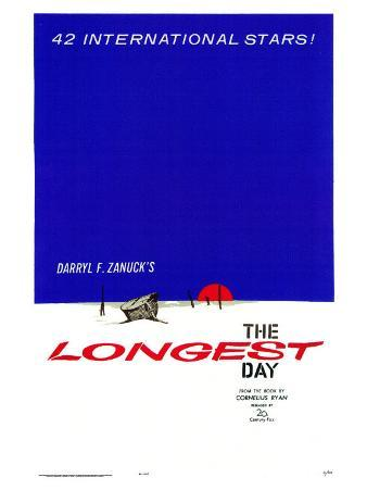 The Longest Day, 1962