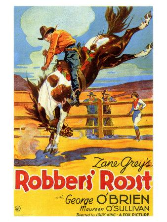 Robber's Roost, 1932