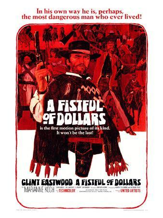A Fistful of Dollars, 1964