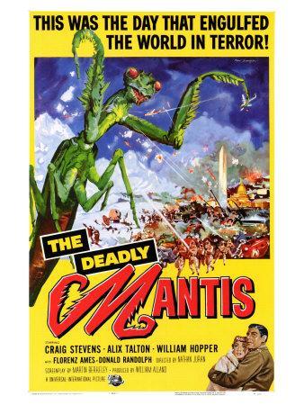 The Deadly Mantis, 1957