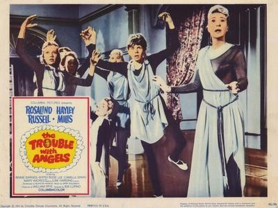 The Trouble With Angels, 1966